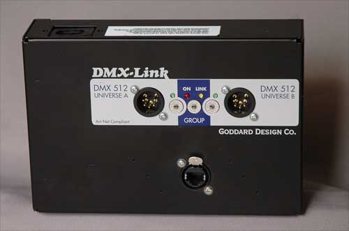 DMX-Link Case Photo
